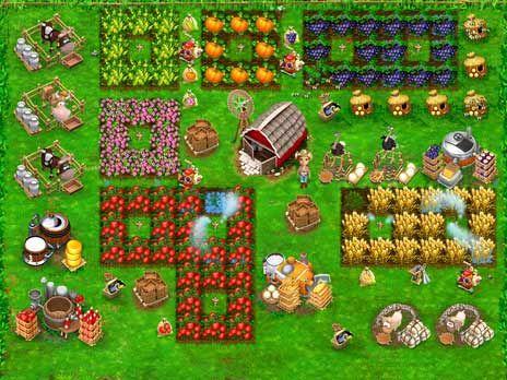 Ranch Rush game screenshot