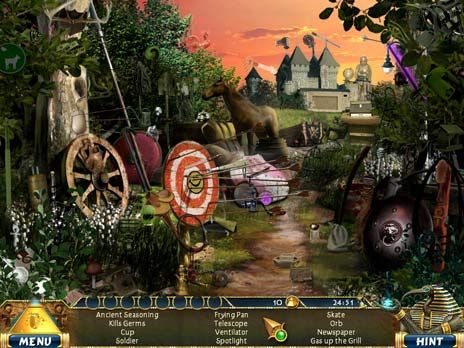 Click to view Luxor Adventures game 2.5 screenshot