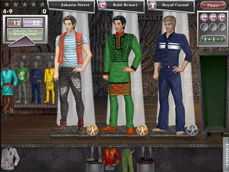 Jojos Fashion Show World Tour game screenshot