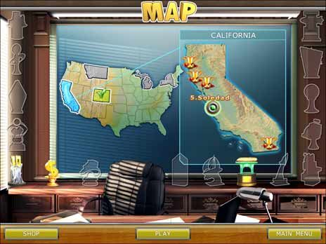 Virtual City game screenshot