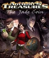 Autumn's Treasures: The Jade Coin