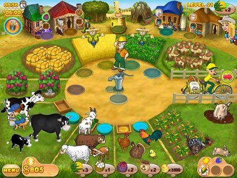 Farm Mania 2 game 2.5