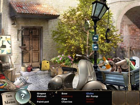Insider Tales Vanished in Rome Game screenshot