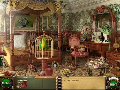 Adventures In Time Game screenshot