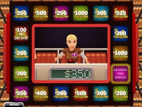 Press Your Luck Game screenshot