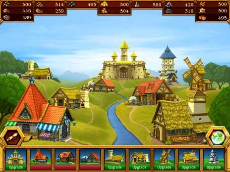 Enchanted Kingdom Elisas Adventures Game screenshot