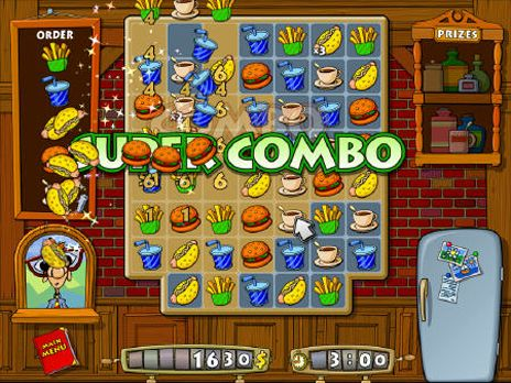 Bistro Stars Game screenshot