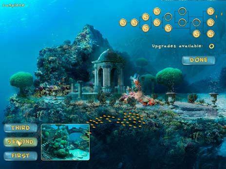 Deep Voyage Game screenshot