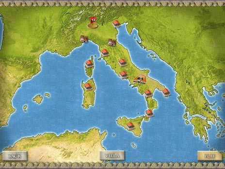 Ancient Rome Game screenshot