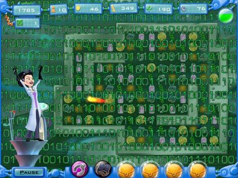Dr Despicables Dastardly Deeds Game screenshot