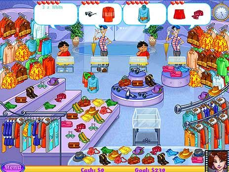 Click to view Cake Mania Lights Camera Action Game 3.0 screenshot