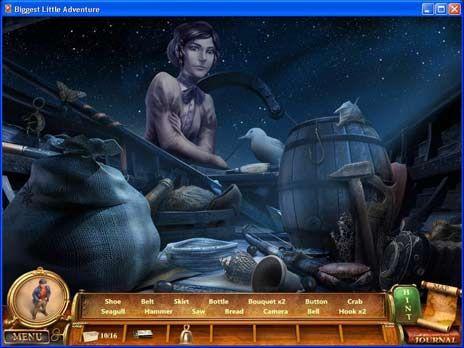 Biggest Little Adventure Game screenshot