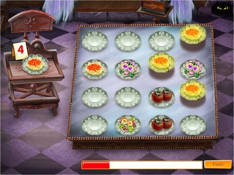 Click to view Cooking Dash Thrills and Spills Game 3.0 screenshot
