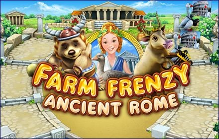 Download Farm Frenzy: Ancient Rome for free at FreeRide Games!