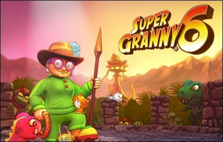 Download Super Granny 6 For Free At Freeride Games