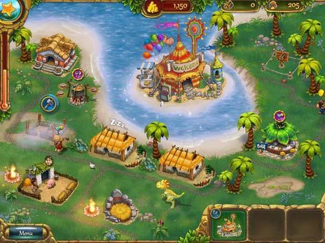 Click to view Jack Of All Tribes Game 3.0 screenshot