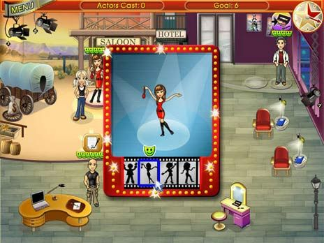 Click to view Leeloos Talent Agency Game 3.0 screenshot