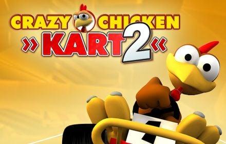 Crazy chicken kart 2 торрент скачать