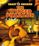 Crazy Chicken: The Winged Pharaoh
