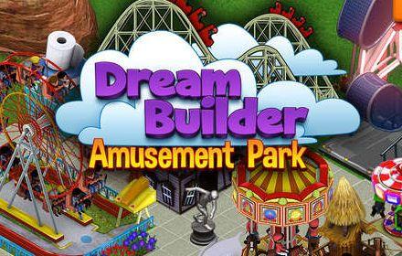 Play Dream Builder: Amusement Park now! - Free Games