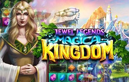 Jewel Legends - Magical Kingdoms