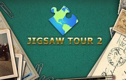 Jigsaw World Tour 2