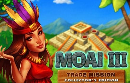 Moai 3 Trade Mission Collector's Edition