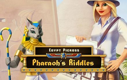 Egypt Picross Pharaoh's Riddles