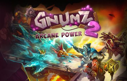 Gnumz 2 Arcane Power