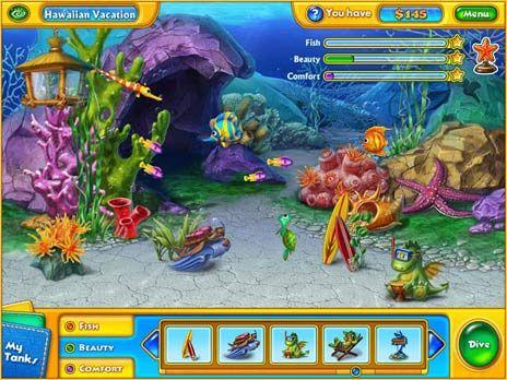 fishdom h2o hidden odyssey 2 free download full version