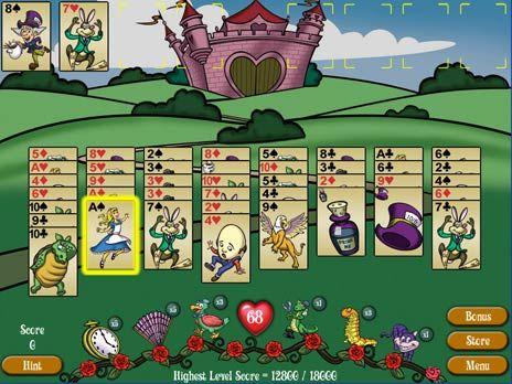 Version wonderland game full free download Hidden Object