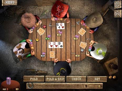 Download Governor Of Poker 2 For Free At Freeride Games