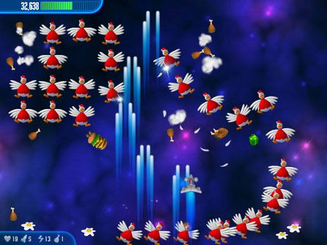 Download Chicken Invaders 3 for free at FreeRide Games!