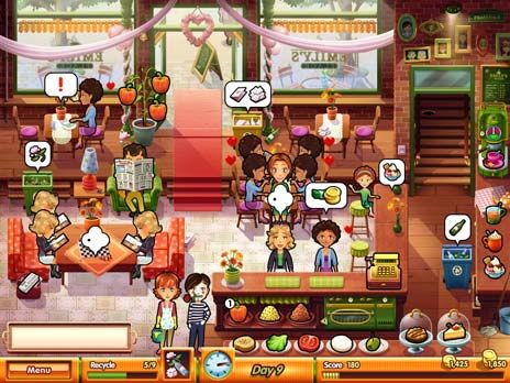 emily delicious restaurant game free download