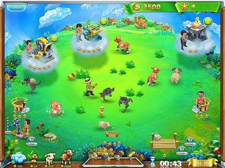 World of games: snow globe: farm world game download.