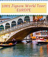1001 Jigsaw World Tour - Europe