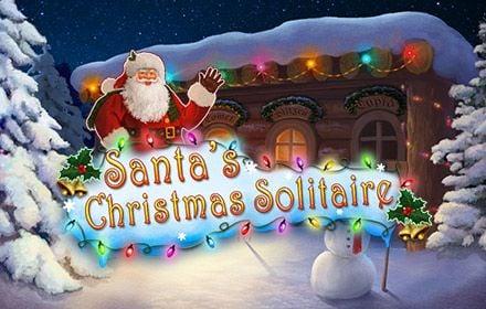 Santa's Christmas Solitaire